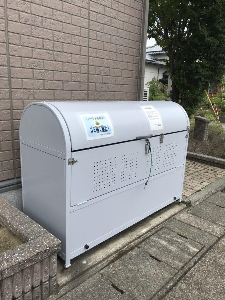 坂井市ゴミ庫0